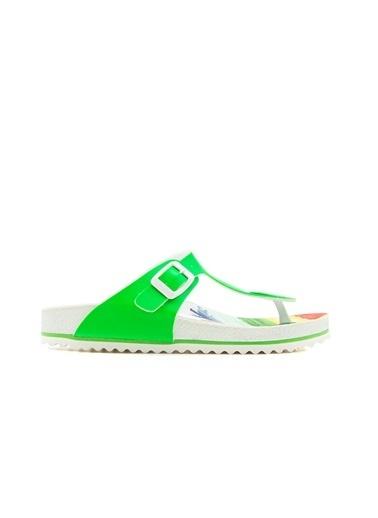 Benetton Terlik Yeşil